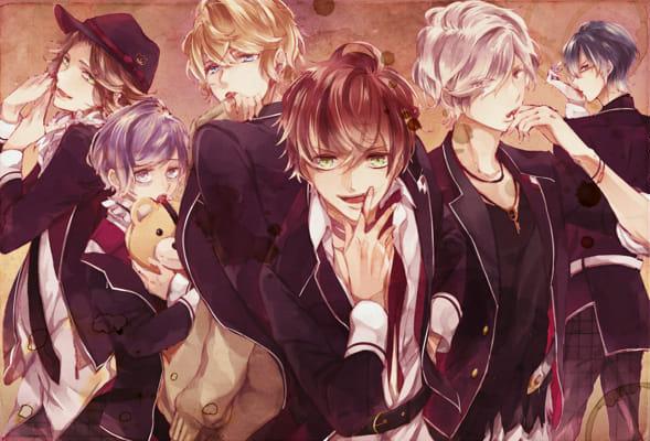 Yandere Sakamaki Brothers X Sister Reader Diabolik Lovers Various Anime X Reader Oneshots