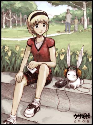 Hetalia Personality Quizzes and the Such Jogger_Girl_by_Usagisama_Jogging
