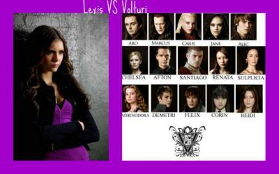 Chapter 3 - The Volturi | Volturi Akward story - Bella's