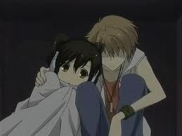 I'll protect you | The life of a host (Ouran highschool host
