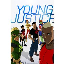 Young Justice Robin Love