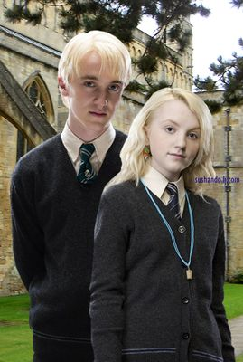 Opposites Attract (A Draco Malfoy and Luna Lovegood story)