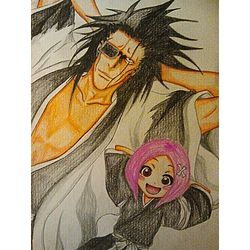 Kenpachi Reader Stories