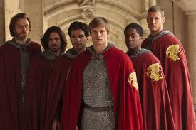 Breakfast with king | Our life (a merlin fanfiction)