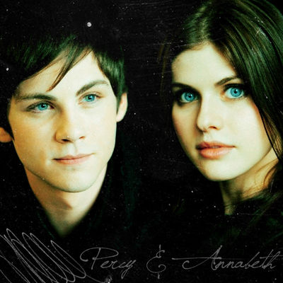 Stay with me forever? (Percy Jackson and Annabeth Chase fanfic)