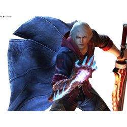 Devil May Cry love story  (Nero)