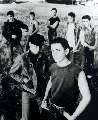 12 He Let's You Play With His Hair | The Outsiders Preferences