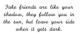 Of rid to fake get friends how How to
