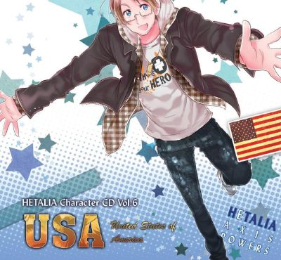 Hetalia X Anxiety Reader