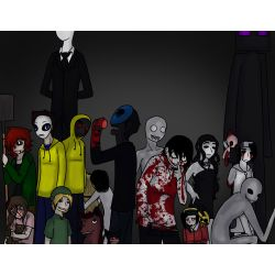 Creepypasta Girl Quizzes