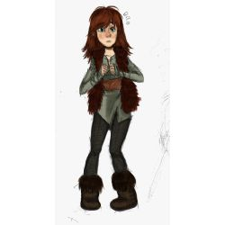 Hiccup Sister Stories