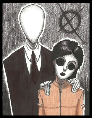 Slenderman X Creepypasta Reader Lemon