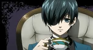 The Tea Shop | Ciel x Reader