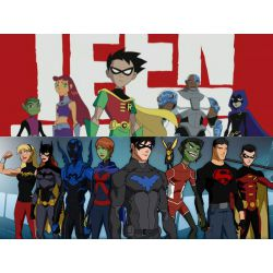 A Sweet Melody (Teen Titans/Young Justice Fanfiction)