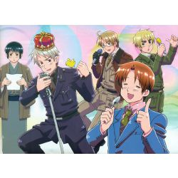 When He Hits You | Hetalia Boyfriend Scenarios