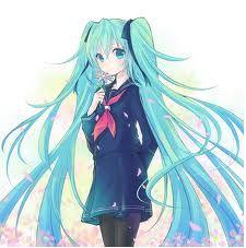 Vocaloid Girls x Reader