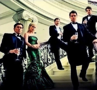 Original Ripper (Vampire Diaries/The Originals Crossover Fan