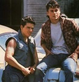 35 When You Steal His Shirt | The Outsiders Preferences