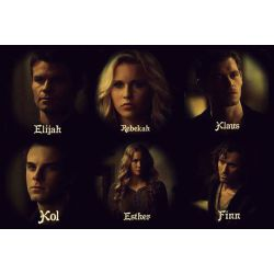 Esther Mikaelson Fanfiction Stories