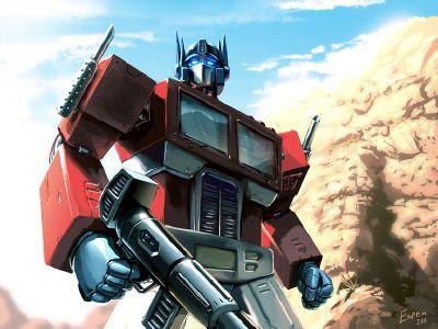 Optimus X Reader | transformer x reader
