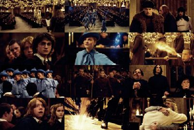 Beauxbatons And Durmstrang 2 2 Juliet Legacy And The Goblet Of Fire Early in the morning, harry writes to sirius saying that he is perfectly alright and not to worry about him. juliet legacy and the goblet of fire