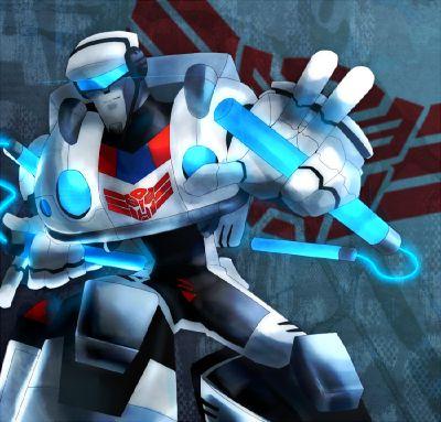 Tfa Jazz / Human!reader | Transformers x reader