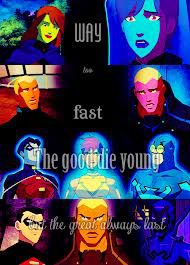 Young Justice one shot! In honor of the great wallace West