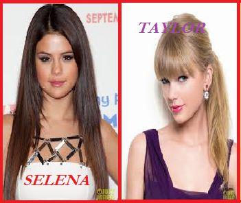 Selena Gomez Vs Taylor Swift