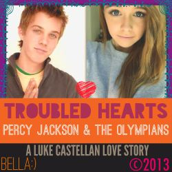 A Special Moment | Troubled hearts~A Luke Castellan love story