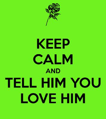 You Fall For Him/Realize Your Feelings   Creepypasta