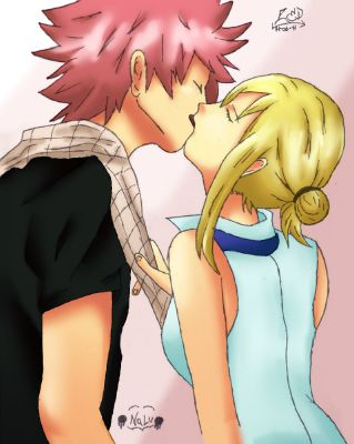 Natsu x Lucy FanFiction by Pencil-Doodles | Fairy Tail
