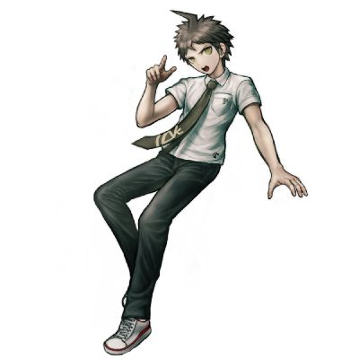 Hajime Hinata | Which Super Dangan Ronpa 2 character are you