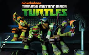 Mutated and In Love (TMNT 2012 Fanfic)