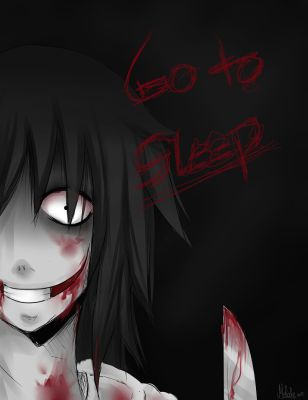 What would the Creepypasta's react if      (Various!Creepypasta x