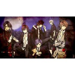 He hits you | Diabolik lovers boyfriend scenarios