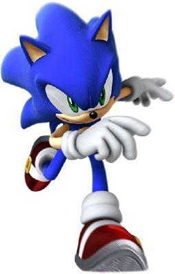 Running Love Sonic X Reader