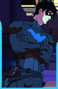 Nightwing x reader | Superheros x reader one-shots and imagines