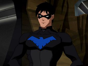 Nightwing (Young Justice Invasion) x Reader (Koki) | One Shot Bananza!