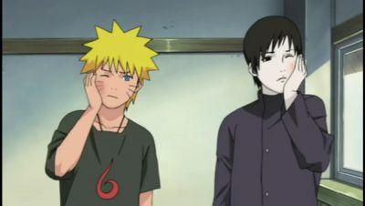 Meeting Sai | When it Dawns ((Naruto Fanfic))