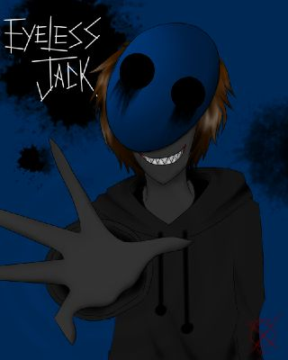 Creepypasta: Yandere Eyeless Jack X Cannibal Reader