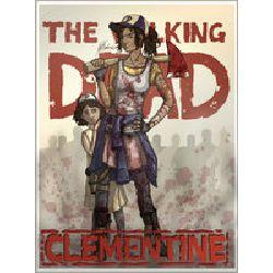 Walking Dead Clementine Stories