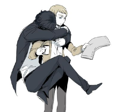 A Study in Love (Johnlock Fanfiction)