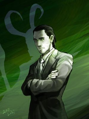 Who am I? (A Loki Love Story, Sequel to Who are you?)