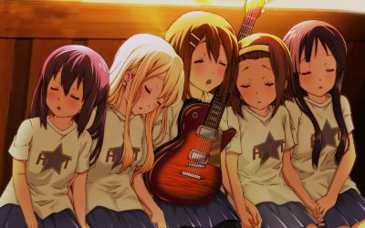 Which K-on! character are you? - Quiz
