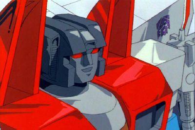 Starscream x Reader (x Soundwave) | Transformers x Reader