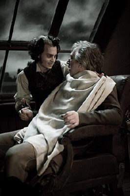 Don't I Know You? (Sweeney Todd fanfic)