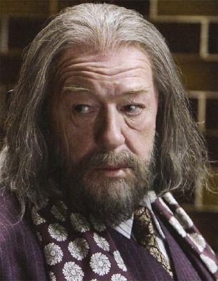 Daughter of Albus Dumbledore