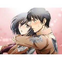 Death & Despair ((Eren x Mikasa one-shot))