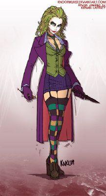 Sparks Fly (Yandere Female/Genderbent Batman Girls X Lighten