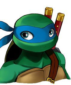 A Blind Artist {Leo} | TMNT x Disabled!Reader: The Lost now